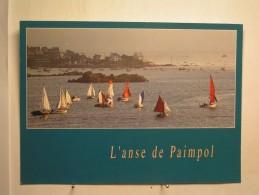 Paimpol - Départ De La Régate De Vieux Gréements - Paimpol