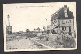14  Ouistreham / Le Café Breton Et Le Phare - Riva Bella