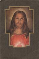 CARTOLINA TEMA RELIGIOSO CUORE GESU' (13C - Jesus