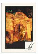 13595   Cpm   SARREBOURG  : Portail De La Bibliotheque Municipale  ( Sarrebourg Tourisme  ) - Sarrebourg