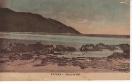 CPA - FUTUNA - Récifs De POI - PLAGE - Wallis E Futuna