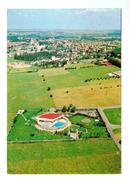 13598   Cpm  SARREBOURG  : Vue Aérienne   1986 , ACHAT DIRECT !! - Sarrebourg