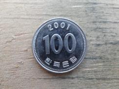 Koree  Du Sud  100  Won  2001  Km 35 - Korea, South
