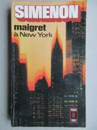 Maigret à New York  (Simenon) éditions Presses Pocket De 1973 - Simenon