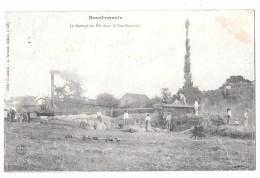 BOURBONNAIS - Le Battage Du Blé Dans Le Bourbonnais - France