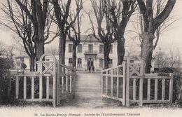 G , Cp , 86 , LA ROCHE-POSAY , Entrée De L'Établissement Thermal - La Roche Posay