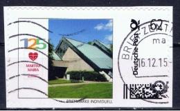 D+ Deutschland 2015 Mi Xx Internetmarke Martha Maria € 0,62 - [7] República Federal