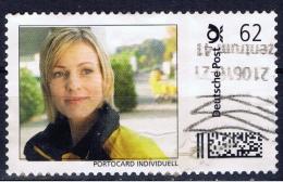 D+ Deutschland 2015 Mi Xx Internetmarke Postbotin € 0,62 - [7] República Federal