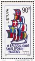 Lietuva Litauen 1997 MNH ** Mi. Nr. 644