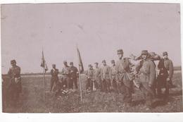 Photo Originale Militaria 1895 Le Docteur Virolle Au Chevet D'un Blessé Voir Verso - Guerre, Militaire
