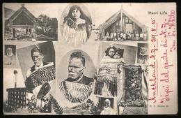 Maori Life - Nuova Zelanda