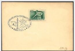 Ungheria/Hungary/Hongrie: Esperanto, Minareto, Minaret, Stella, étoile, Star, 2 Scan - Esperanto