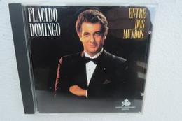 """CD """"Placido Domingo"""" Entre Dos Mundos - Opera"""