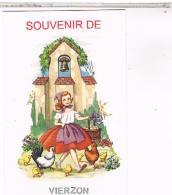 18 SOUVENIR DE VIERZON.........CE77 - Vierzon