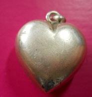 Small Silver Pendant - Pendants