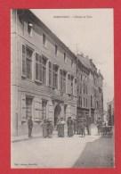 Mirecourt  --  L Hôtel De Ville -  Coin Plié - Mirecourt