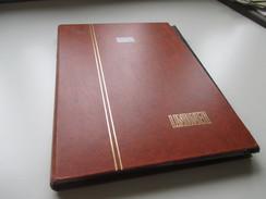 Deutsches Reich Dienstmarken Lagerbuch **/o Hoher Katalogwert! Fundgrube! Einheiten / Oberränder Usw. 169b Geprüft! POL