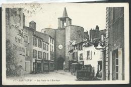 Parthenay La Porte De L'horloge   - Obe2527 - Parthenay
