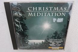 """CD """"Christmas Meditation"""" Volume 2 - Christmas Carols"""
