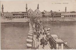 CPA IRAQ BAGHDAD BAGDAD Old Bridge 1925 - Iraq