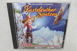 """CD """"Kastelruther Spatzen"""" Nino Und Das Geheimnis Des Friedens - Música & Instrumentos"""