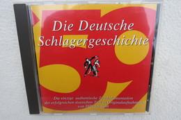 """CD """"Die Deutsche Schlagergeschichte 1959"""" Authentische Tondokumentation Erfolgreicher Dtsch. Titel Im Original 1959-1988 - Sonstige - Deutsche Musik"""
