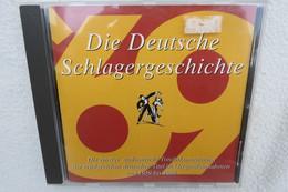"""CD """"Die Deutsche Schlagergeschichte 1969"""" Authentische Tondokumentation Erfolgreicher Dtsch. Titel Im Original 1959-1989 - Música & Instrumentos"""