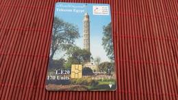 Phonecard Egypte - Egypte