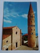 CAORLE - DUOMO E CAMPANILE (2956) - Venezia