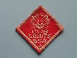 Boy Scouts Badge ( B.S.A. ) Zie Foto Voor Detail ! - Scoutisme