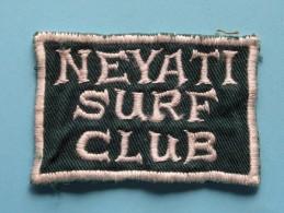NEYATI SURF CLUB / Zie Foto Voor Detail ! - Scoutisme