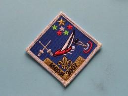 Boy Scout Badge ( Mepal 2007 ) Zie Foto Voor Detail ! - Scoutisme