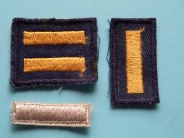 Boy Scout Badge ( 3 Pcs. ) Zie Foto Voor Detail ! - Scoutisme