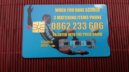 South Africa Phonecard  Used Rare - Afrique Du Sud