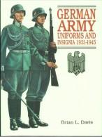 German Army Uniforms And Insignia 1933-1945, 228 Saiten Auf DVD, More That 460 Photos - Uniformen