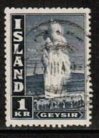ICELAND  Scott # B 208A  VF USED - 1873-1918 Dipendenza Danese