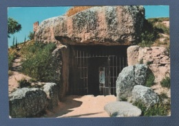 ANDALUCIA MALAGA - CP ANTEQUERA - CUEVA DE MENGA - MONUMENTO NACIONAL - PUERTA DE ENTRADA - DOLMEN - DELTA N° 2868 - Málaga