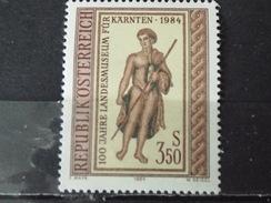 Timbre Neuf AUTRICHE 1984 : Musée Provincial De Carinthie - 1945-.... 2ème République