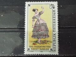 Timbre Neuf AUTRICHE 1984 : Danseuse Fanny Elssler - 1945-.... 2ème République