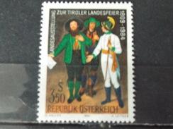 Timbre Neuf AUTRICHE 1984 : Exposition Provinciale - Journée Du Tyrol - 1945-.... 2ème République