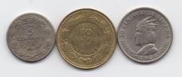 Honduras : Lot De 3 Pièces 1972-1999 - Honduras