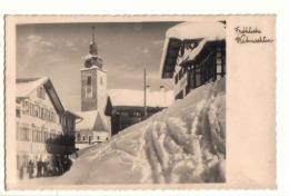 Frohe Weihnachten Aus Lech 1940gel - Hotel Kirche  - Fotokarte Und Somit Unikat? - Lech