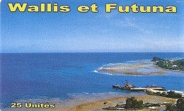 *WALLIS & FUTUNA* - Scheda A Chip Usata - Wallis Und Futuna