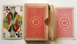 ANCIEN JEU DE 32 CARTES . CARTES FINES G.H.I. PIQUET PIKET FIJNE KAARTEN - 32 Cartes