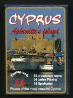Playing Cards Cyprus, With Pictures, 54 Cards, New, Sealed, - Playing Cards (classic)