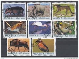 Angola 1999 Oblitérés / Used / Gestempeld - Otros