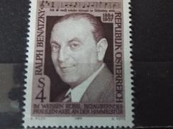 Timbre Neuf AUTRICHE 1984 : Compositeur Ralph Benatzky - 1945-.... 2ème République