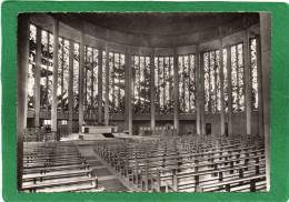76 Yvetot , Intérieur De L'église Saint-pierre , Ses Vitraux ( Par Max Ingrand )CPSM  Grd Format Année 1960 - Yvetot