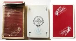 ANCIEN JEU DE 32 CARTES CHAMPAGNE GAUTHIER EPERNAY . LA DUCALE - 32 Cartes