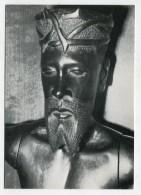 CHRISTIANITY - AK288494 Ebenholz-Schnitzarbeit Aus Tanzanina (Ostaftrika) - Paintings, Stained Glasses & Statues
